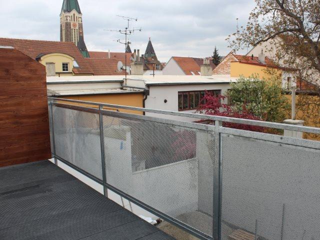 Byt 4+kk, Nováčkova ulice, Brno