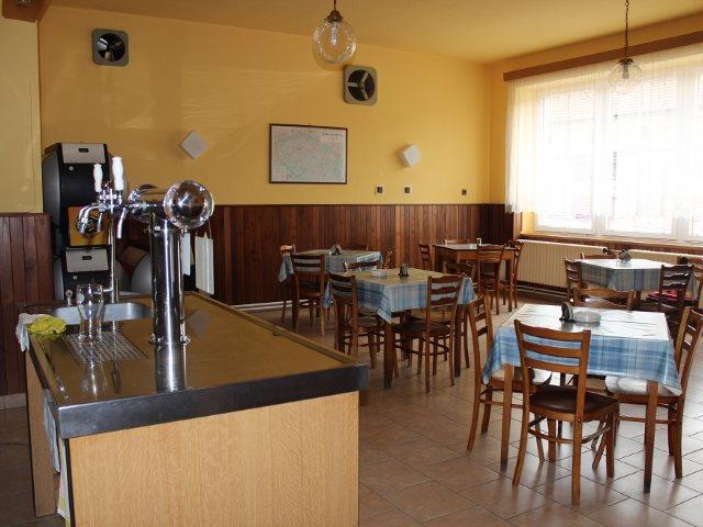 Restaurace, Nesovice, okr. Vyškov